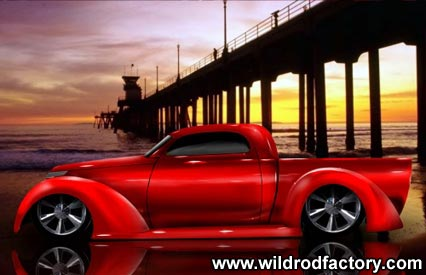 Build A Ford >> barney Clark